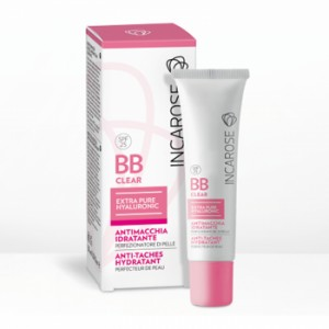 BB CLEAR LIGTH SPF 25 INCA ROSE