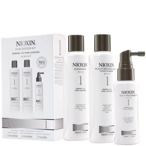 NIOXIN TRIAL KITS SISTEMA 1 CABELLOS NORMALES