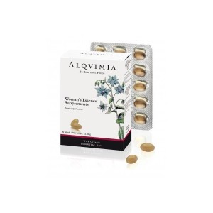 WOMAN'S ESSENCE SUPPLEMENTS ALQVIMIA