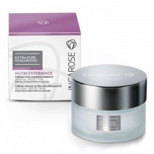 EXTRA PURE HYALURONIC NUTRI EXPERIENCE INCA ROSE