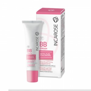 BB CREAM MEDIUM INCA ROSE
