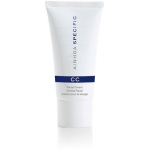 CC CREAM AINHOA Tono 1 LIGHT con SPF 25