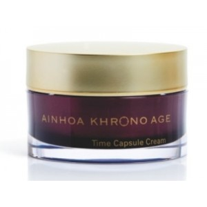 TIME CAPSULE CREAM KHRONO AGE (PIEL NORMAL / MIXTA) AINHOA
